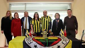 Yalovalı çift, 14 Şubat'ta Fenerbahçe'nin stadında evlendiler