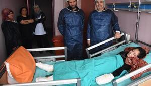 Suriyeli kardeşler, Sivasta tedavi altında