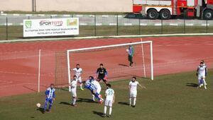 Kırklarelispor-Tuzlaspor: 0-0