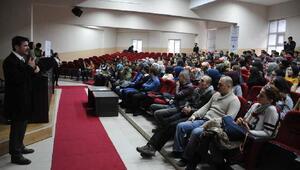 "OMÜ'de ""Sessizliğe Ses Ver "" işaret dili konferansı"