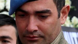 Amanos şehidi memleketinde gözyaşlarıyla karşılandı (2)