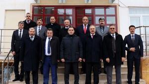 İlçe Milli Eğitim müdürleri Altınyaylada toplandı