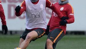 Igor Tudor, Galatasarayın başında ilk idmanına çıktı