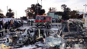 Bağdat intihar saldırısı ile sarsıldı: 12 ölü