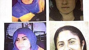Adanada PKKlı kadın teröristin bombayı patlama anının görüntüsü ortaya çıktı