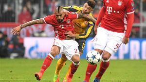 Bayern Münih Arsenali 5-1 mağlup etti.. İşte karşılaşmanın golleri ve maç özeti