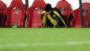 İngiltere bu kareyi konuşuyor Alexis Sanchez...