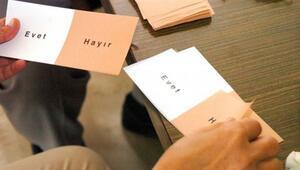 Halk oylamasına ilişkin süreç başladı