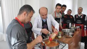 Nizipte aşçılık kursu