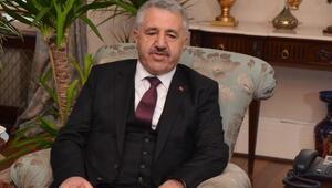 Ulaştırma Bakanı yarın İzmirde
