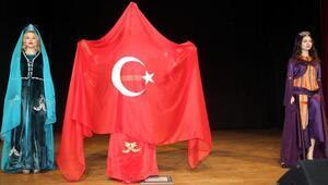 """ERÜ'de """"Tekstil Destek Elemanı Yetiştirme Projesi"""" sona erdi"""