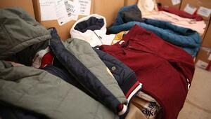 SYDV'den ihtiyaç sahiplerine giysi yardımı