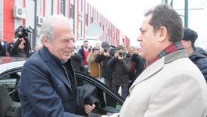 Mustafa Denizliye, Eskişehirde coşkulu karşılama