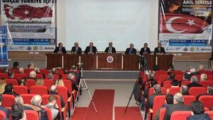 Karabükte Milli İstihdam Seferberliği toplantısı