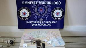 Edirne'de uyuşturucu satıcılarına operasyon: 10 gözaltı