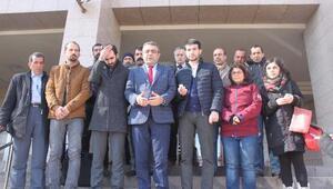 İzmirde görülen Lice davasında Şemdin Sakıkın dinlenmesi talebine ret