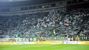 PFDKdan Bursaspora ve Konyaspora 1 maç seyircisiz oynama cezası
