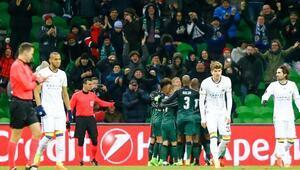 Krasnodar 1-0 Fenerbahçe / MAÇIN ÖZETİ