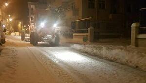 Ordu'nun 12 ilçesinde okullara kar tatili