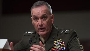 ABD'li komutan Rakka için geliyor