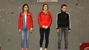 Nevşehir Üniversitesi spor tırmanışında başarılı oldu