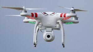 Mangal kömürünü dronela körükledi