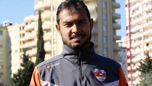 "Santos ""Adanaspor zor maçlara alışık"