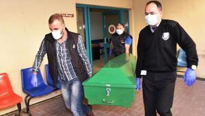 Eşinin öldürdüğü Anna Gün ve 2 çocuğunun cenazeleri Rusyaya götürülüyor