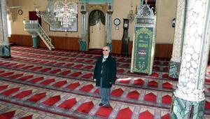 Ödemişteki camilerde temizlik