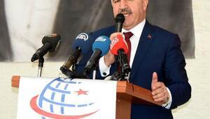 Bakan Arslan: Tıkır tıkır çalışan bir yapı ile çalışmamız lazım ki hedeflerimize ulaşalım