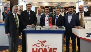 Antalyaya Cidde Fuarında büyük ilgi