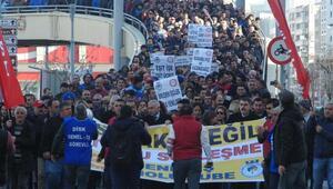 Referandum öncesi grev krizi