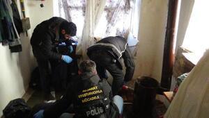 Aksarayda uyuşturucu operasyonu: 3 Afgan gözaltında