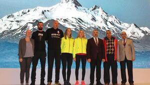 Kar Voleybol Avrupa Kupası'nın 1'inci turu Erciyeste başlıyor