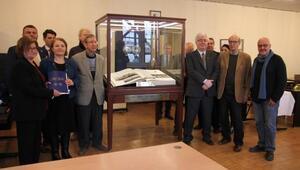 Asr-ı Fener kitabı TGC Basın Müzesindeki yerini aldı