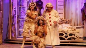 Samsun Operadan çifte gösteri