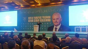Ak Parti Genel Başkan Yardımcısı Kaya'dan Ünver'e, teşekkür