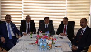 Çalışma ve Sosyal Güvenlik Bakanlığı bürokratları Bitlis'te