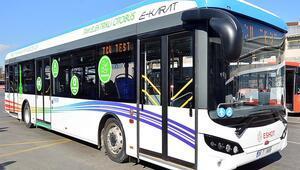 Ankaralı e-otobüs İzmir'i taşıyacak