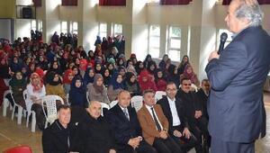 Suluova'da 'Asımın Nesli' konulu konferans düzenlendi