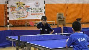 Van Masa Tenisi Takımı Elazığdan grup birinciliğiyle döndü