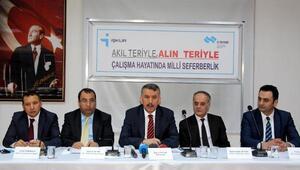 Zonguldak'ta 'Çalışma hayatında milli seferberlik' programı