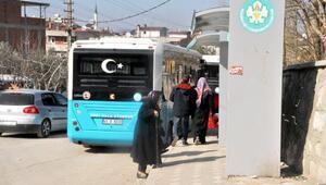 Somada halk otobüslerine sivil denetim