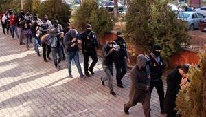Karabük merkezli 3 ilde uyuşturucu operasyonu: 11 gözaltı