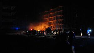 Son dakika: Şanlıurfa Viranşehirde patlama