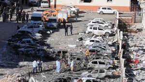 Viranşehirde, hain saldırıda 1 ton bomba kullanılmış