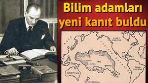 Atatürkün araştırdığı kayıp kıta bulundu MU
