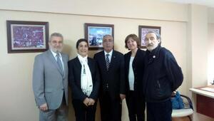 TGS İzmir Şubesine ziyaret