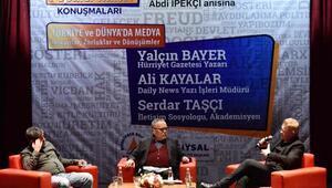 Muratpaşada gündem medya