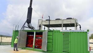 Mersin'de çöpten enerji üretiliyor